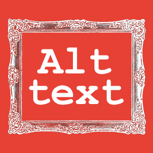 Accessibility - ALT text